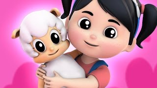 Mary Had A Little Lamb | Nursery Rhymes Farmees | Kids Songs | Baby Rhymes