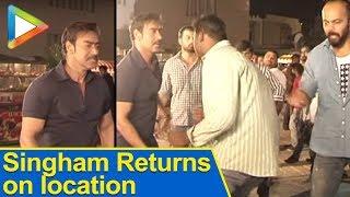 Singham Returns: Exclusive on location in Hyderabad