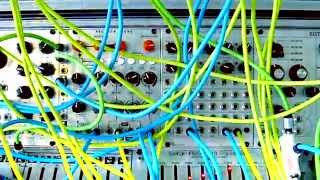 Modular Synth - Patch in Progress 11