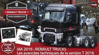 IAA 2016 RENAULT TRUCKS