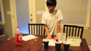 What's the Fastest Way to Cool a Soda
