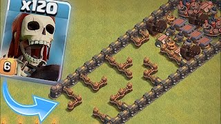 WALLBREAKERS ONLY MAZE!!!🔸HARDEST CHALLENGE EVER!!!🔸Clash Of Clans 😀