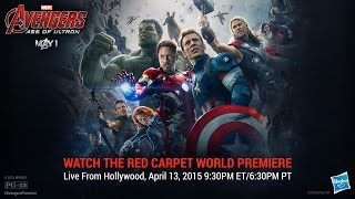 Marvel's Avengers: Age of Ultron Red Carpet Premiere
