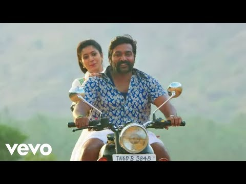 Karuppan - Azhagazhaga Tamil Video | Vijay Sethupathi | D. Imman