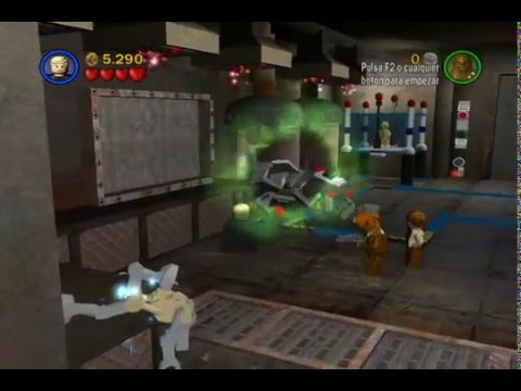 LEGO Star Wars Walkthrough Episodio 6 Capítulo 1 Parte 1