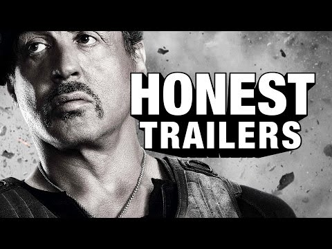 Honest Trailers The Expendables