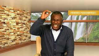 PRIERES PUISSANTES SPECIAL 1H CONTRE LA SORCELLERIE - Prophète Elisée Kouakou