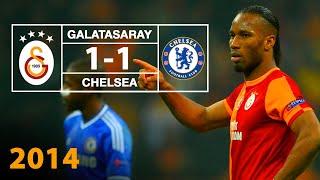 Maç Özetleri | Şampiyonlar Ligi - Galatasaray 1-1 Chelsea
