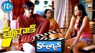 Thuppakki Movie Scenes - Vijay Rejects Kajal Aggarwal || AR Murugadoss || Harris Jayaraj