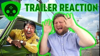 A Taxi Driver Trailer REACTION (Korean Film) - Foreign Film Friday