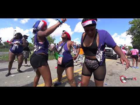 Xxx Mp4 Miami Carnival 2018 Jouvert One Island Band Miamicarnival2018 Miami Carnival Ps 2018 3gp Sex
