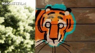 Graffitiger | A Short Film by Libor Pixa