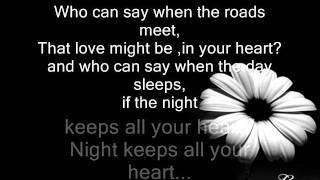 Enya - Only Time Lyrics