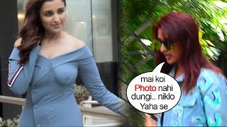 Parineeti Chopra Gets ANGRY On Media After What Happened With Her During Last Photoshoot