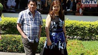 Common-law wife ni Pres. Duterte, tatayong host sa Asean leaders' spouses