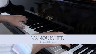 Vanquished - David Hicken - Classical Crossover Piano Solo