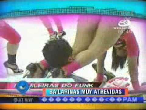 BAILARINAS MUY ATREVIDAS 26 08 2011 NQV PAT BOLIVIA