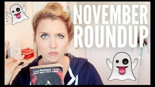 AIRLINE RANT + HAUNTED AUSTRIAN HOUSE | NOVEMBER ROUNDUP 2017
