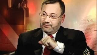 لقاء مع رجل الأعمال نجيب ساويرس