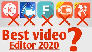 Best professional video editing app for Android 2017
