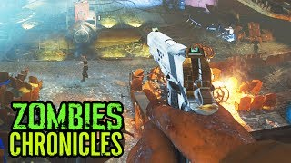 M1911 & AK74u UPDATE FINALLY HERE!! - BO3 ZOMBIES CHRONICLES DLC 5 GAMEPLAY (Black Ops 3 Zombies)