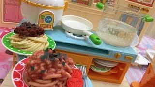 Konapun#12 -  Cooking Studio Spaghetti Set 意大利粉 こなぷん・スパゲッティー