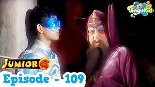Junior G - Episode 109