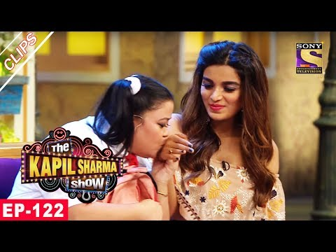 Xxx Mp4 Lalli Is Smitten By Nidhhi Agerwal The Kapil Sharma Show 16th July 2017 3gp Sex