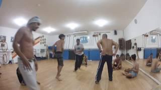 CTE - Roda dos iniciantes 16/01/18 Capoeira
