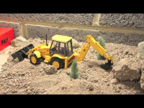 JCB Stop Motion Animation