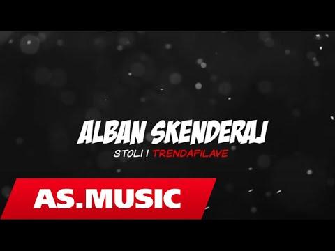 Xxx Mp4 Alban Skenderaj Stoli I Trendafilave Lyrics Video 3gp Sex