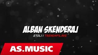Alban Skenderaj - Stoli i Trendafilave  (Lyrics Video)