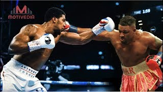 Anthony Joshua  - The Journey to UNDISPUTED (2019)