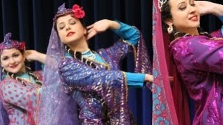 Iranian Persian Dance  Sampler Silk Road Dance Company