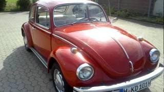 Opas VW Käfer 1302 Bj.71