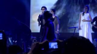 A R Rahman Rock Performance