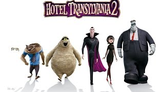 New Animation Movies - Hotel Transylvania 2 2015 - Cartoon Movies English | Official Scenes