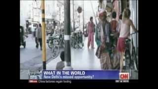 Global Poverty - China improving, India impoverished, Africa same (CNN)