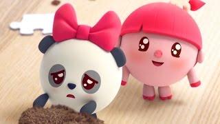 Малышарики - Новые серии - Мишка (44 серия)   Для детей от 0 до 4 лет