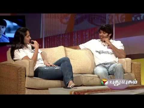 Natchathira Jannal - With Actor Arya And Actress Anushka Shetty - Part 3