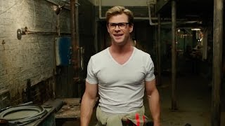 Ghostbusters - Chris Hemsworth | official featurette (2016)
