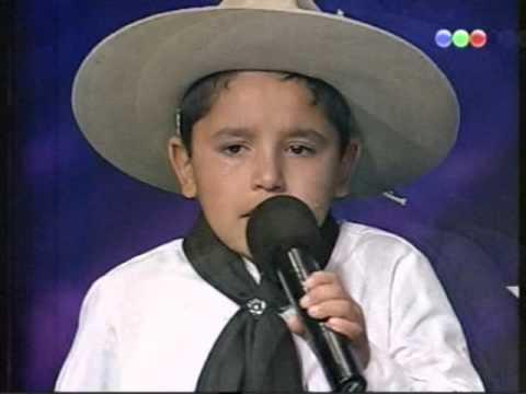 Talento Argentino 2009 Nahuel Ruiz