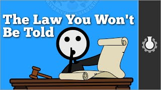 The Law You Won't Be Told