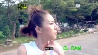 2NE1 funny cute and sexy moments (part1)