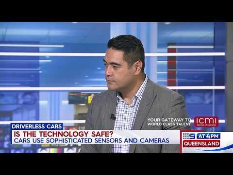 Technology & Innovation: Lani Refiti - IoTSec CEO Lani Refiti on Channel 9