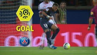 Goal NEYMAR JR (90') / Paris Saint-Germain - Toulouse FC (6-2) / 2017-18
