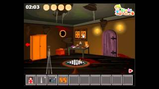 Annebelle Room Escape By EightGames WalkThrough