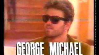George Michael Famous Last Words with Kurt Loder MTV 1990