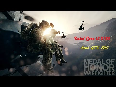 Xxx Mp4 Medal Of Honor Warfighter Intel Core I3 2120 Asus GTX 760 2G 3gp Sex