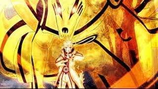 Urutan Bijuu Terkuat dan Jinchuuriki di Serial Naruto